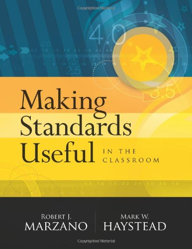 9781416606482: Making Standards Useful in the Classroom (Professional Development)