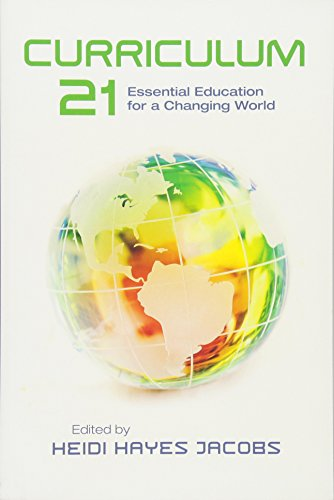 9781416609407: Curriculum 21: Essential Education for a Changing World (Professional Development)