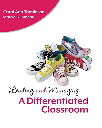 9781416610748: Leading and Managing a Differentiated Classroom