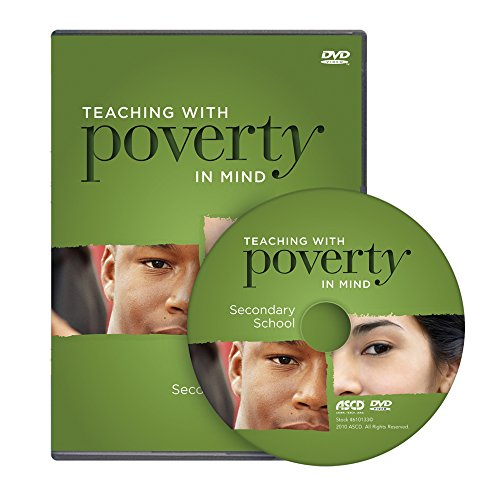 9781416611127: Teaching With Poverty In Mind: Secondary School DVD
