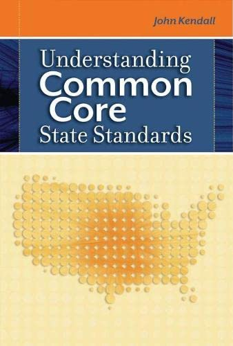 9781416613312: Understanding Common Core State Standards (Professional Development)