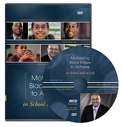 9781416613480: Motivating Black Males To Achieve In School And In Life DVD