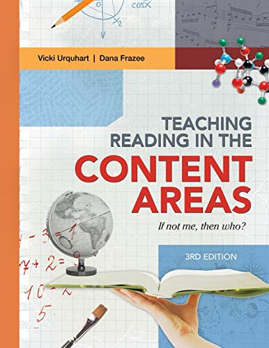 9781416614210: Teaching Reading in the Content Areas: If Not Me, Then Who?, 3rd edition