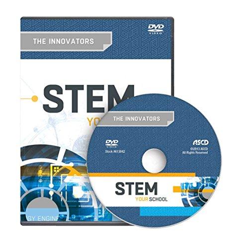 9781416615163: The Innovators: STEM Your School DVD