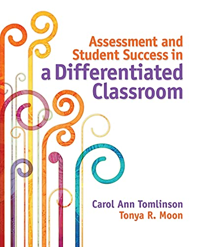 9781416616177: Assessment and Student Success in a Differentiated Classroom