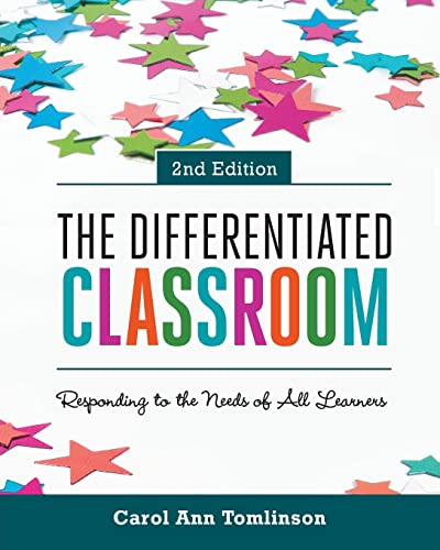 9781416618607: The Differentiated Classroom: Responding to the Needs of All Learners, 2nd Edition