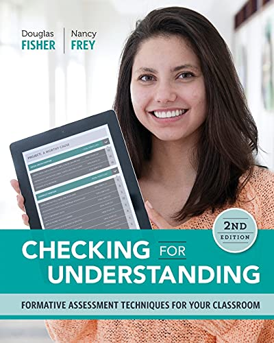 9781416619222: Checking for Understanding: Formative Assessment Techniques for Your Classroom, 2nd edition