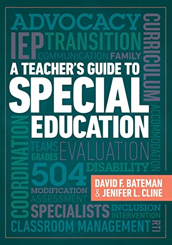 9781416622017: A Teacher's Guide to Special Education: A Teacher's Guide to Special Education
