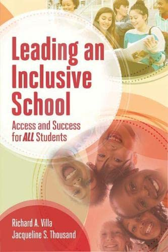 9781416622864: Leading an Inclusive School: Access and Success for ALL Students