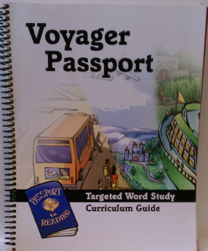 9781416800316: Voyager Passport Targeted Word Study Curriculum Guide (Level 1)