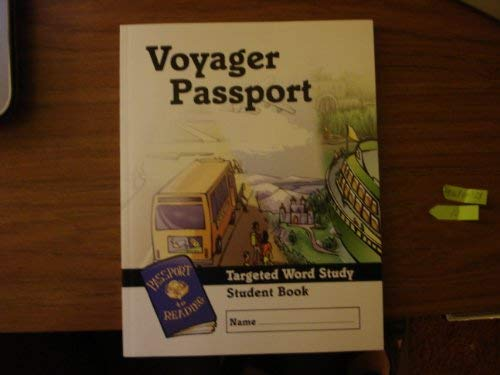 9781416800323: Voyager Passport Student Book - Targeted Word Study