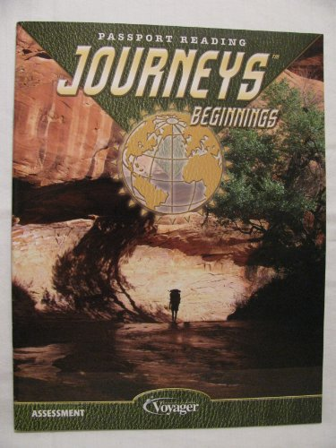 Passport Reading Journeys Beginnings Assessment: unknown