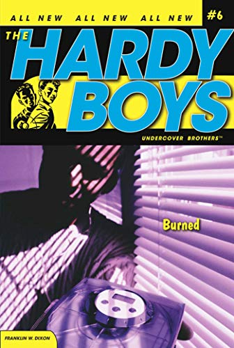 9781416900085: Burned (Hardy Boys: Undercover Brothers, No. 6)