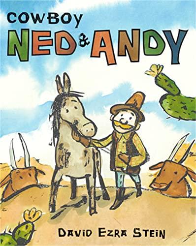 9781416900412: Cowboy Ned & Andy (Paula Wiseman Books)