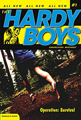 9781416900672: Operation: Survival (Hardy Boys: Undercover Brothers, No. 7)