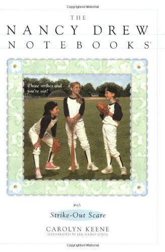 9781416900733: Strike-Out Scare (Nancy Drew Notebooks #65)