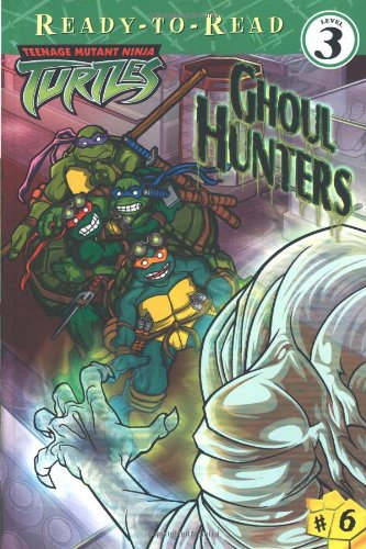 9781416900757: Ghoul Hunters: Teenage Mutant Ninja Turtles
