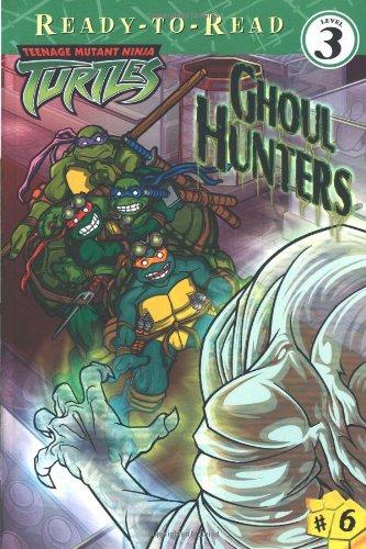 9781416900757: Ghoul Hunters: Teenage Mutant Ninja Turtles