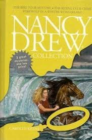 Nancy Drew Collection (Three Mysteries)
