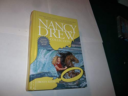 9781416900818: Nancy Drew Collection (The Bike Tour Mystery, The Riding Club Crime and Werewolf in a Winter Wonderland)