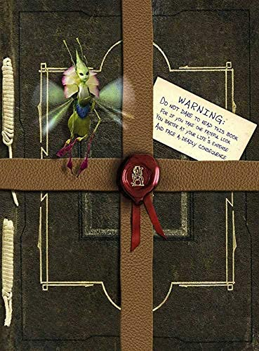 9781416901365: Arthur Spiderwick's Field Guide to the Fantastical World Around You