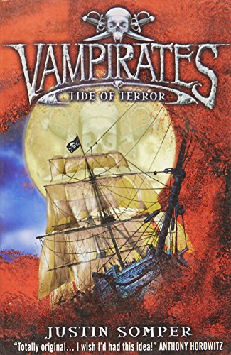 9781416901419: Vampirates: Tide of Terror