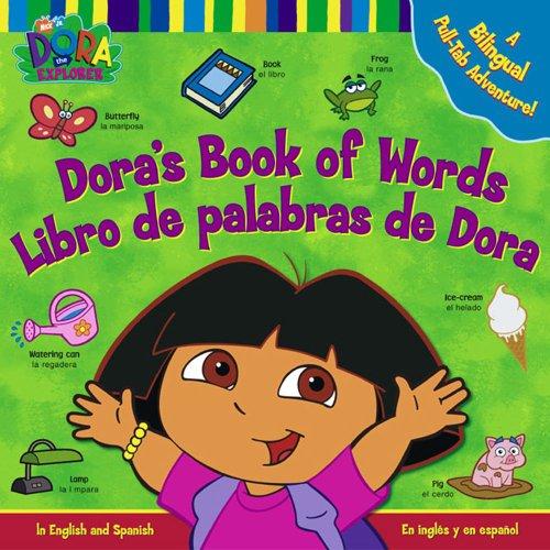 9781416901525: Dora's Book of Words (Dora the Explorer)