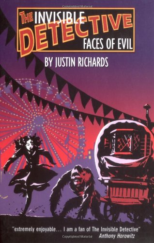 9781416901778: Faces of Evil (Invisible Detective)