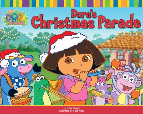 9781416901891: Dora's Christmas Parade (Dora the Explorer)