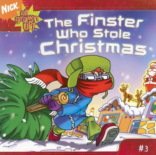 9781416902126: The Finster Who Stole Christmas (All Grown Up (8x8))