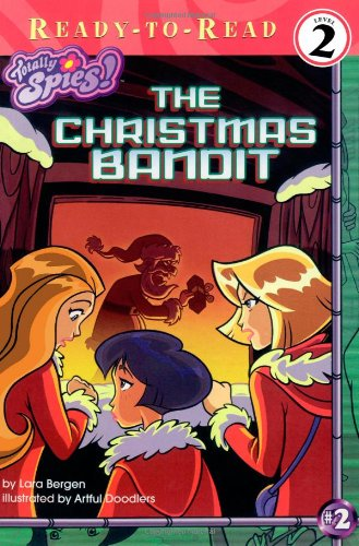 9781416902249: The Christmas Bandit (Totally Spies!)