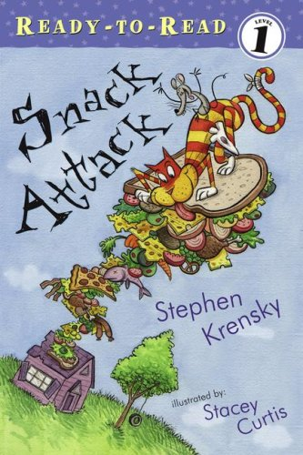 Snack Attack (Ready-To-Read - Level 1 (Quality)): Krensky, Stephen