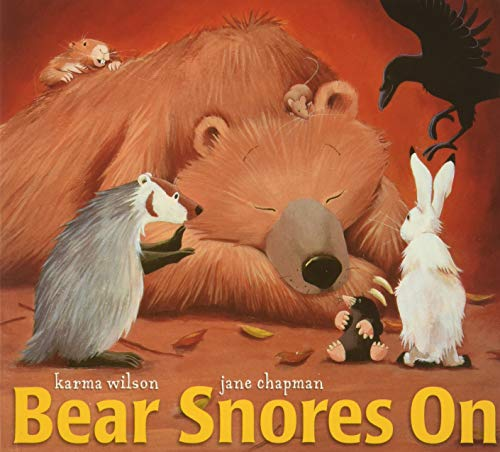 Bear Snores on (Classic Board Books): Wilson, Karma
