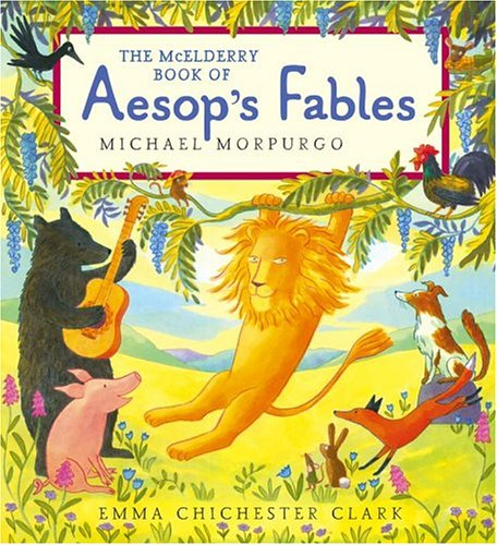 9781416902904: The McElderry Book of Aesop's Fables