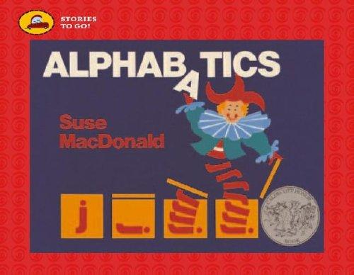 9781416903055: Alphabatics (Stories to Go!)
