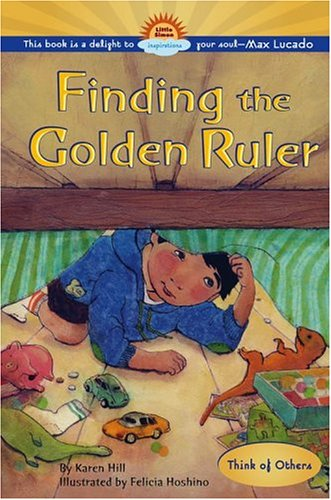 Finding the Golden Ruler (1416903178) by Karen Hill