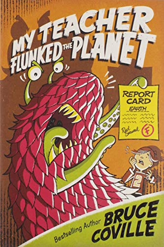 9781416903314: My Teacher Flunked the Planet (My Teacher Books)