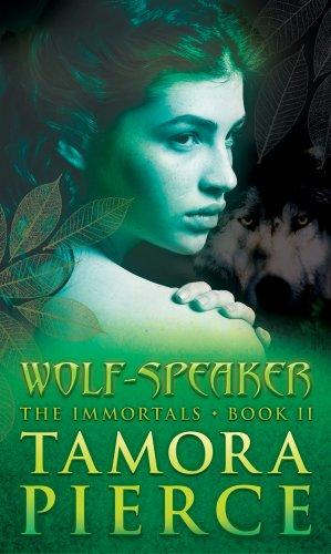 9781416903444: Wolf-Speaker (Immortals #2)