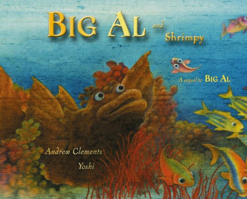 9781416903666: Big Al and Shrimpy