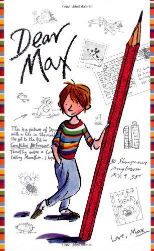 Dear Max (9781416903925) by Sally Grindley
