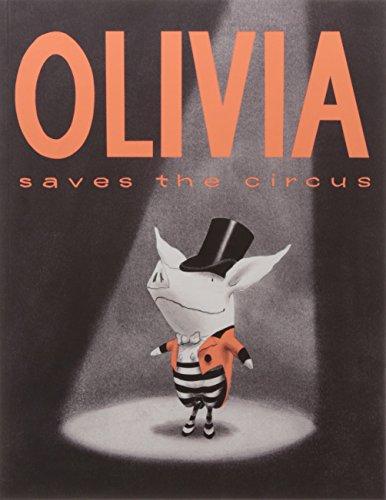 9781416904168: Olivia Saves the Circus