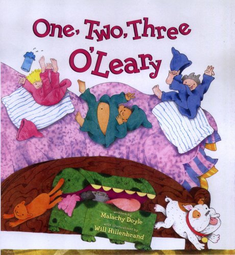 9781416904175: One, Two, Three O'Leary