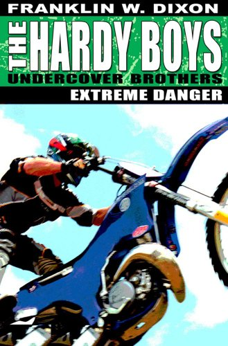 9781416904229: Extreme Danger (Hardy Boys (All New) Undercover Brothers)