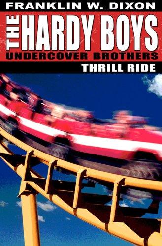 9781416904250: Thrill Ride