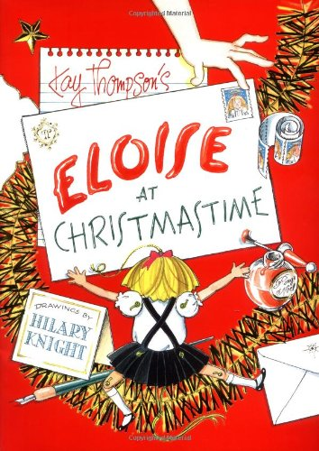 9781416904311: Eloise at Christmastime