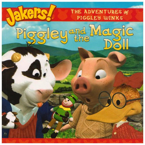 9781416904502: Piggley and the Magic Doll (Jakers)