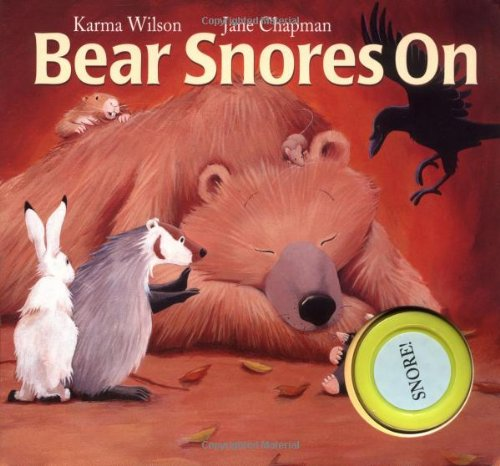 9781416904885: Bear Snores On