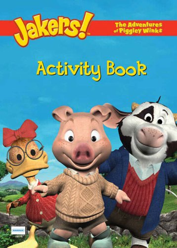 Jakers Activity Book (Jakers)