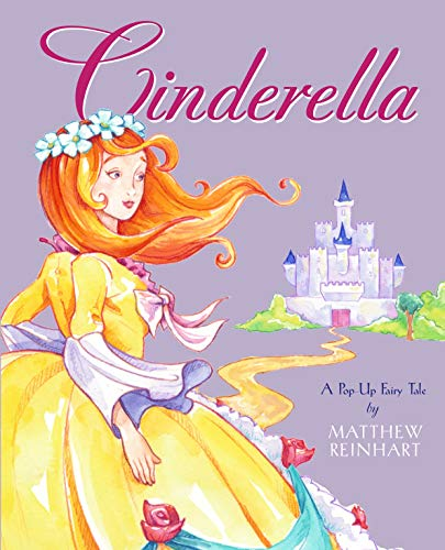 Cinderella : a Pop-Up Fairy Tale