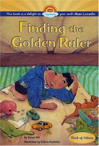 Finding the Golden Ruler: Hill, Karen